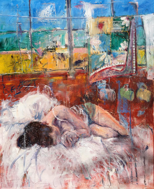The Unknown Woman, La Paz l Stephen Linsteadt