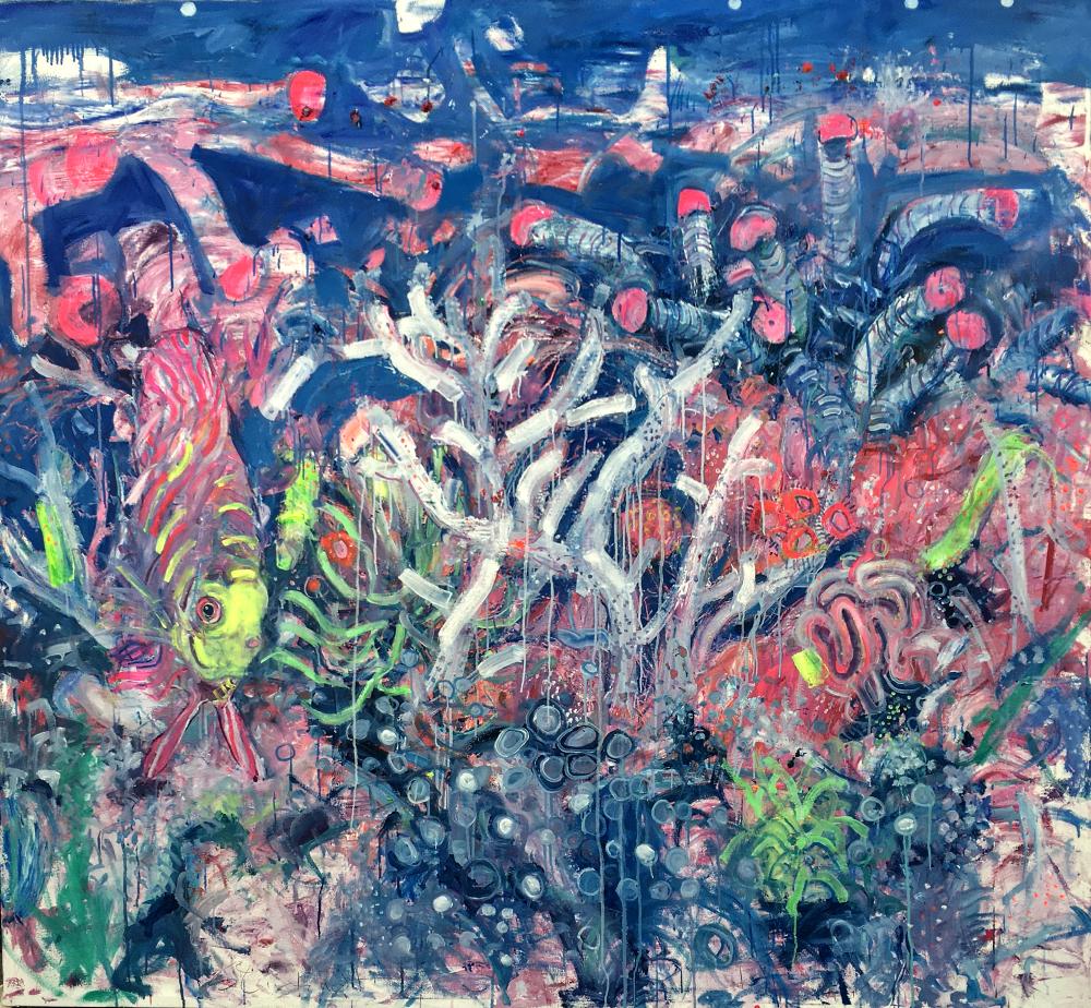 Medusa's Coral l Stephen Linsteadt